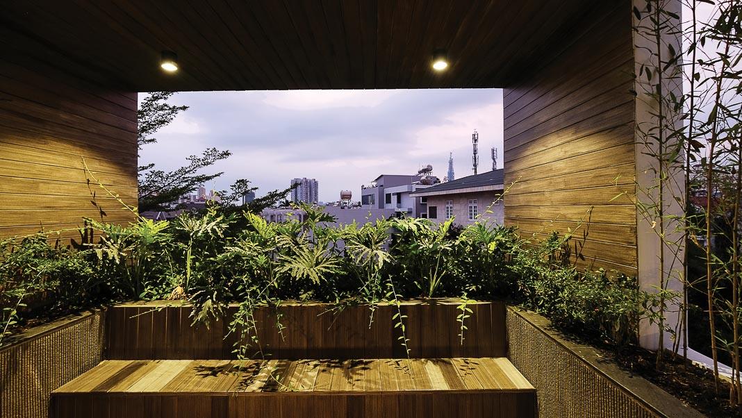 Tối ưu hóa không gian chức năng của nhà phố