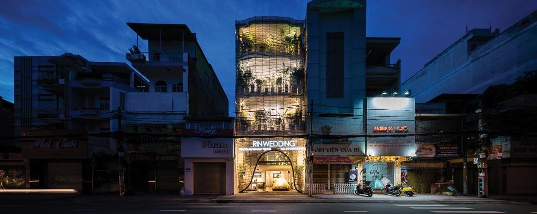 District1architects - kiến trúc phải tạo được sự giao tiếp