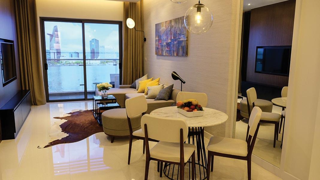 Victoria Village - Phố Âu thu nhỏ giữa Sài Gòn