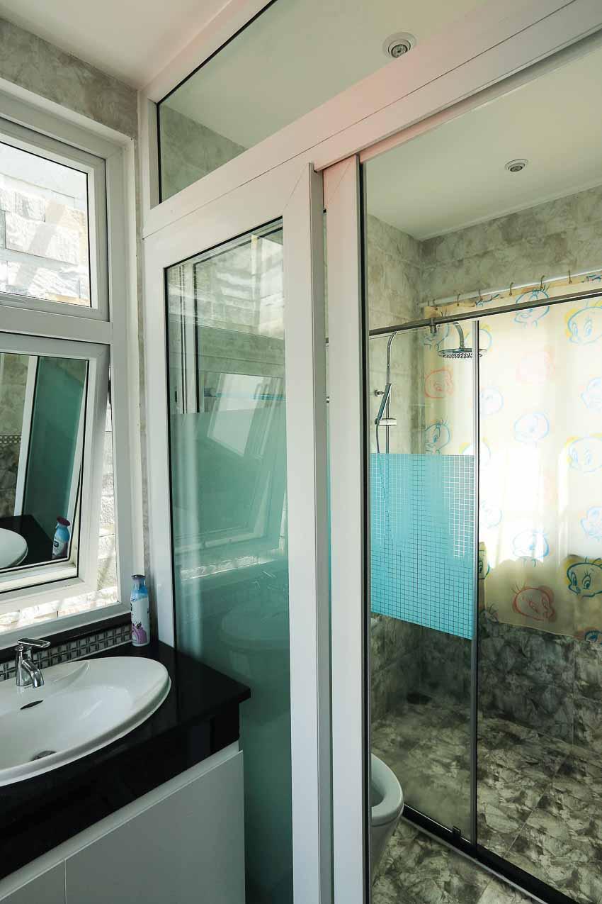 Yếu tố âm dương đối với khu vệ sinh hiện đại