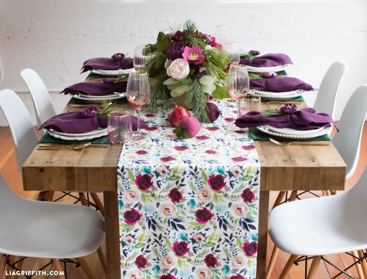 Kết quả hình ảnh cho trang trí bàn ăn