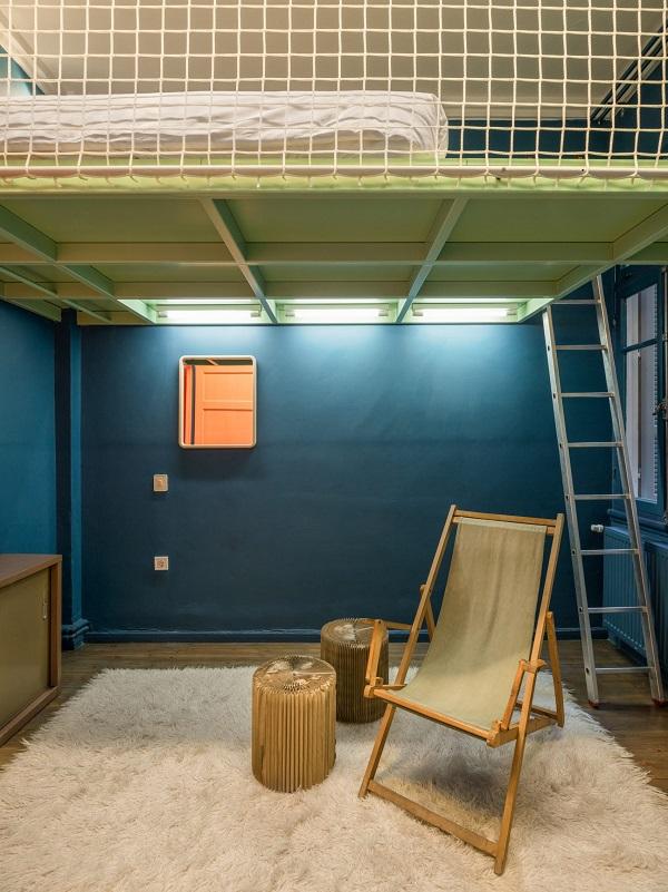 5 mẫu thiết kế nội thất sử dụng màu cam san hô - 7