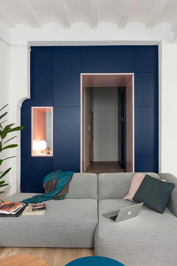 5 mẫu thiết kế nội thất sử dụng màu cam san hô - 14