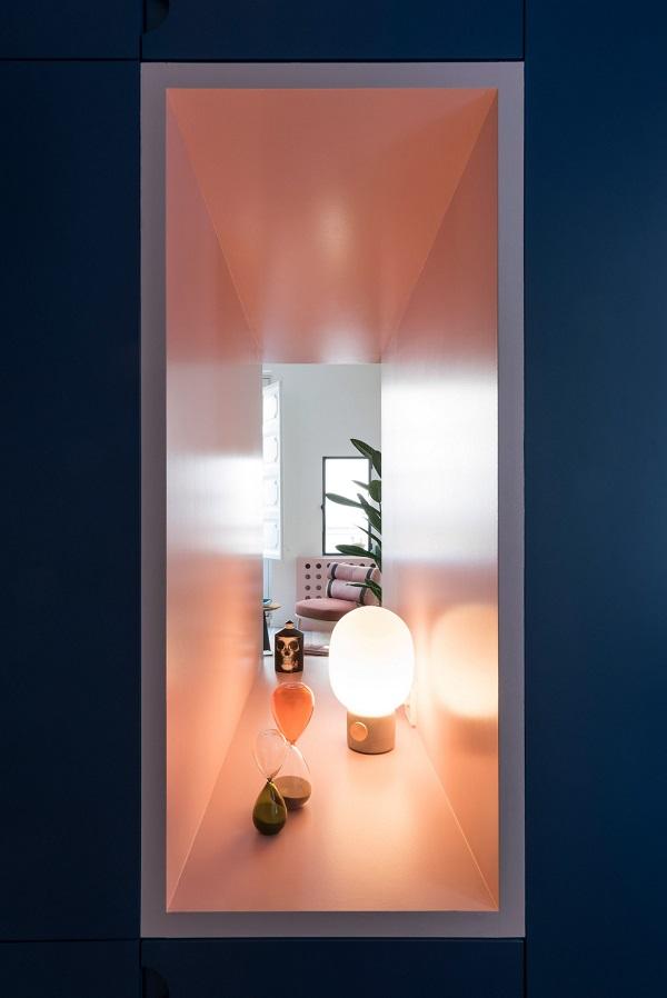 5 mẫu thiết kế nội thất sử dụng màu cam san hô - 15