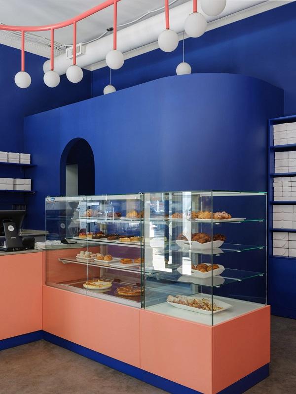 5 mẫu thiết kế nội thất sử dụng màu cam san hô - 3