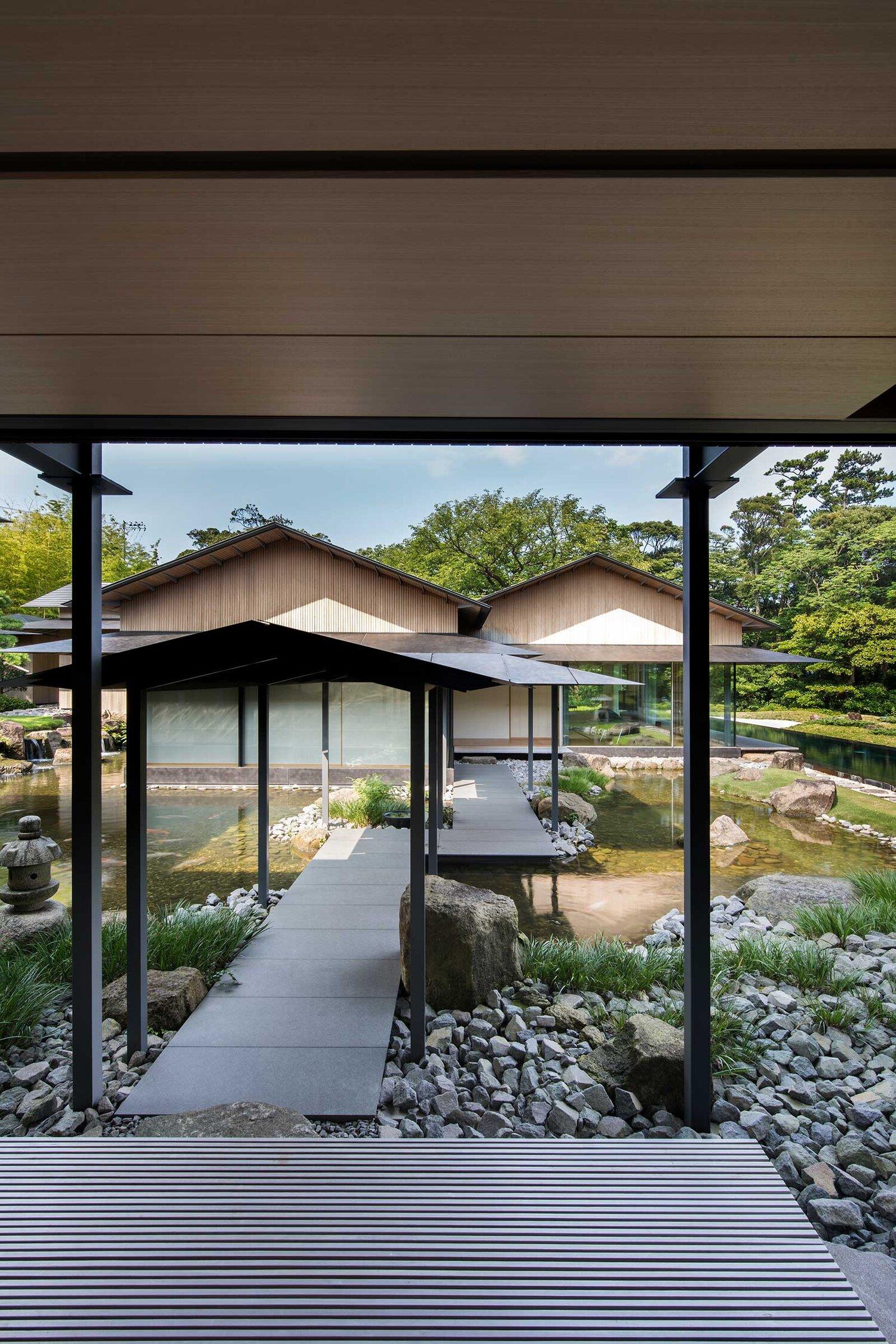 Water Cherry Villa mang đậm phong cách Nhật Bản vừa đương đại vừa truyền thống =14