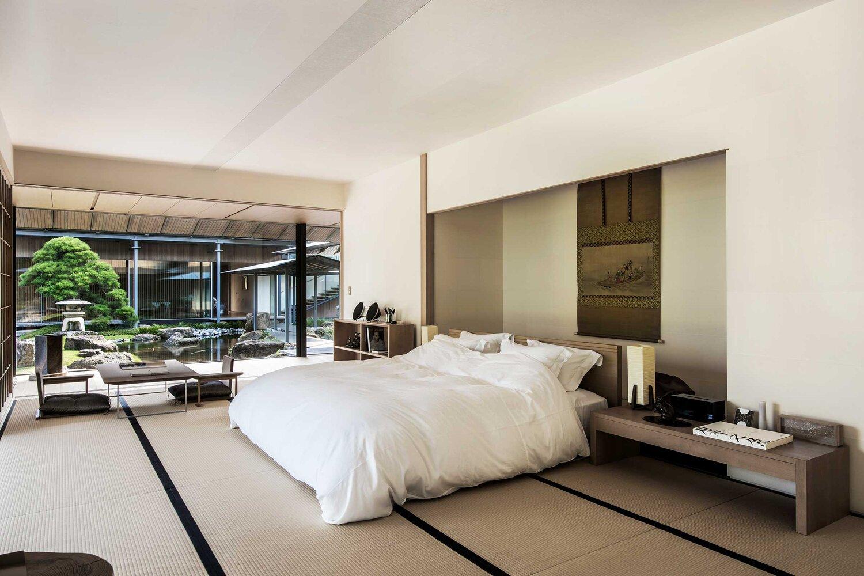 Water Cherry Villa mang đậm phong cách Nhật Bản vừa đương đại vừa truyền thống -17