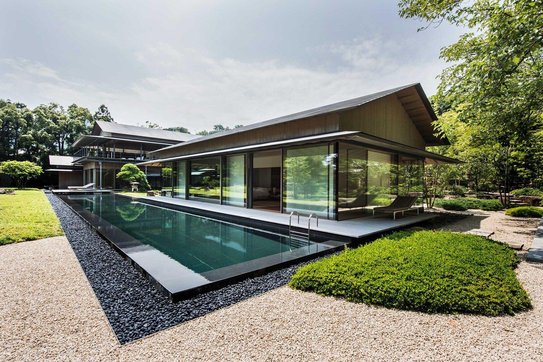 Water Cherry Villa mang đậm phong cách Nhật Bản vừa đương đại vừa truyền thống - 3