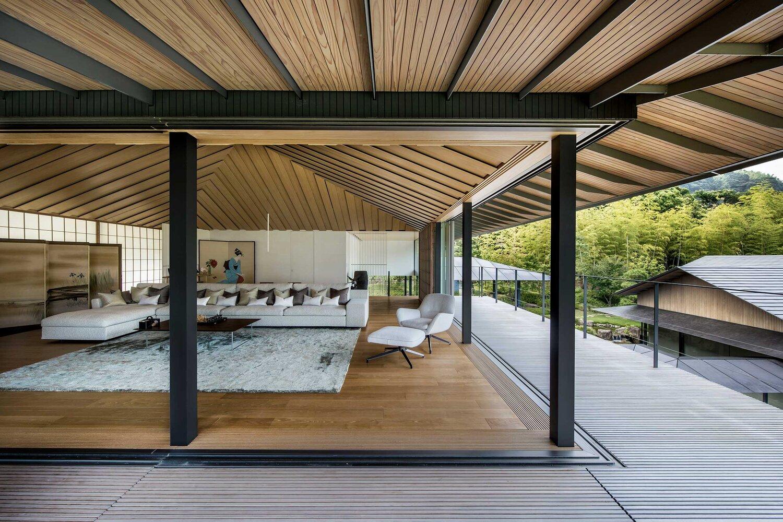 Water Cherry Villa mang đậm phong cách Nhật Bản vừa đương đại vừa truyền thống - 6