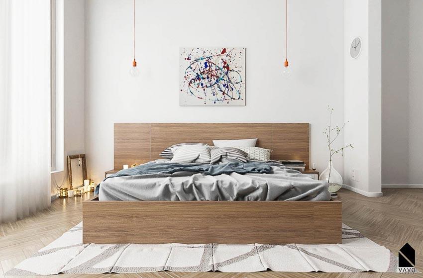 cách trang trí phòng ngủ 10