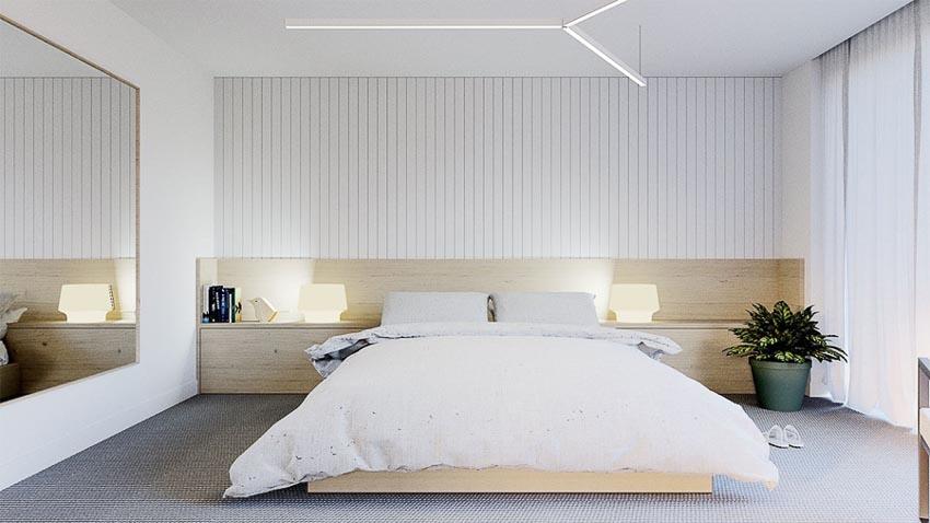 cách trang trí phòng ngủ 2
