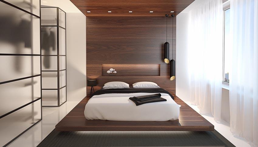cách trang trí phòng ngủ 4