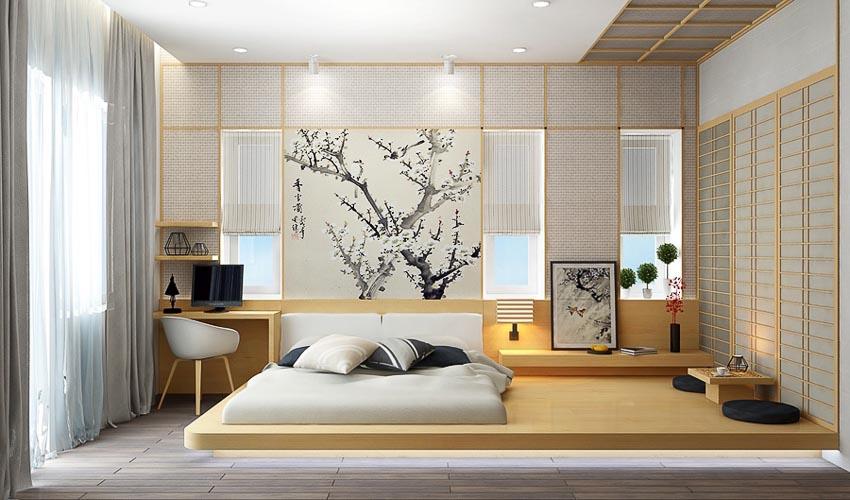 cách trang trí phòng ngủ 5