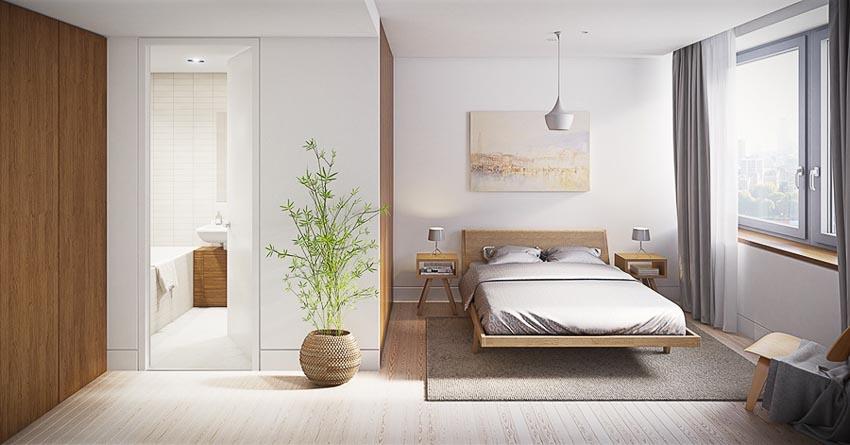 cách trang trí phòng ngủ 6