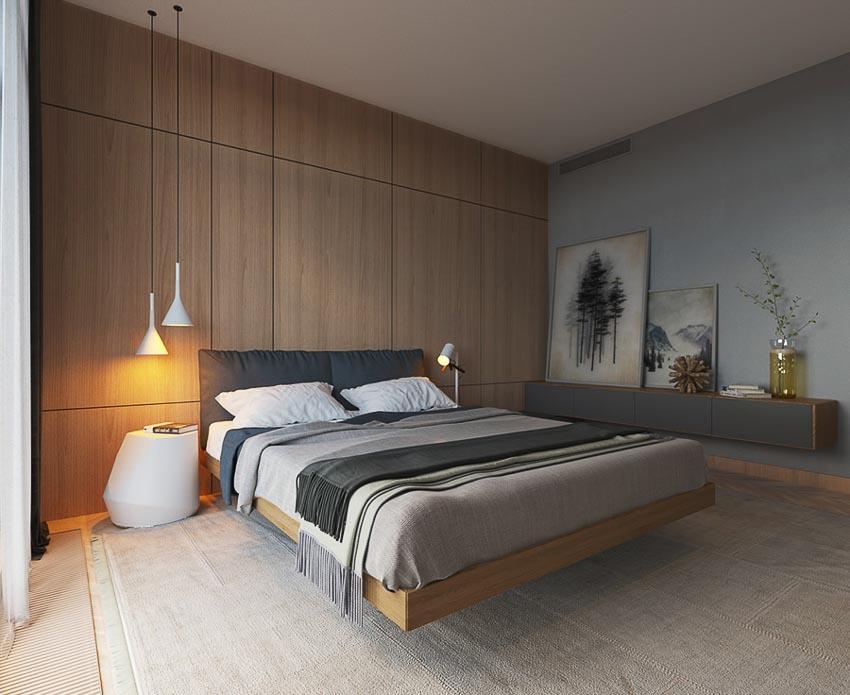 cách trang trí phòng ngủ 7