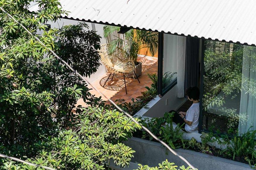 căn nhà trong hẻm nhỏ ở Sài Gòn 6