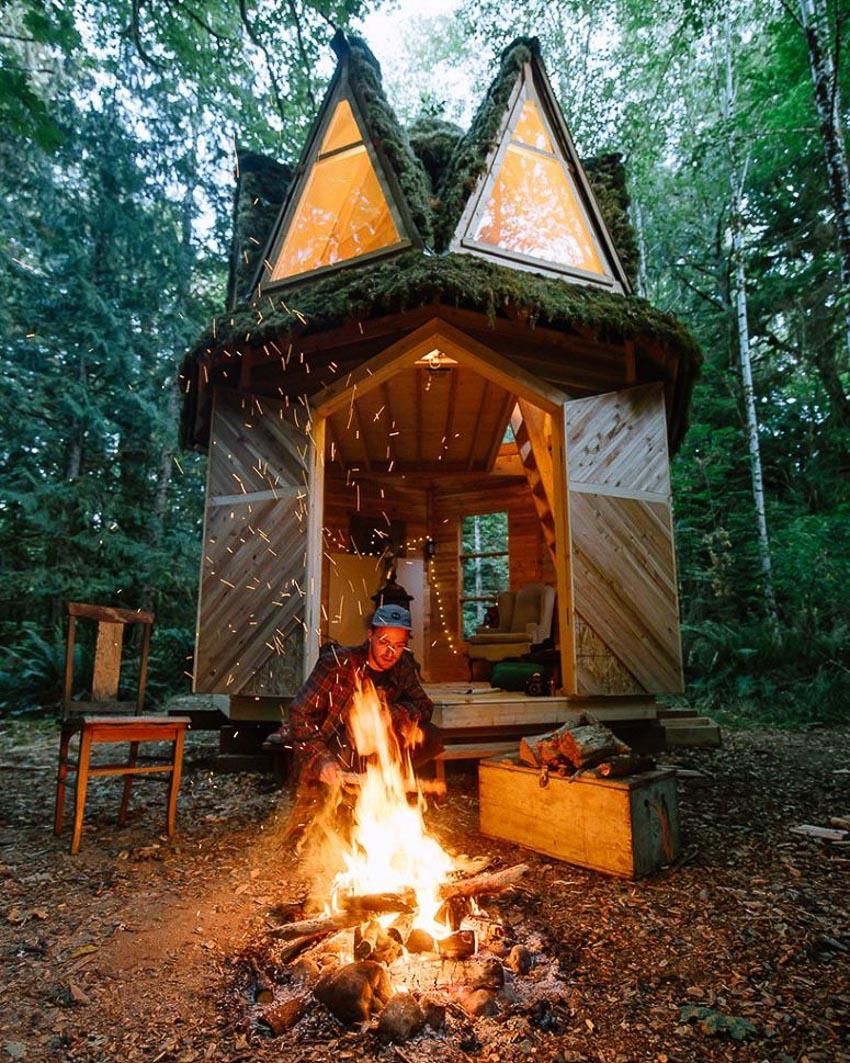 ngôi nhà cabin 7