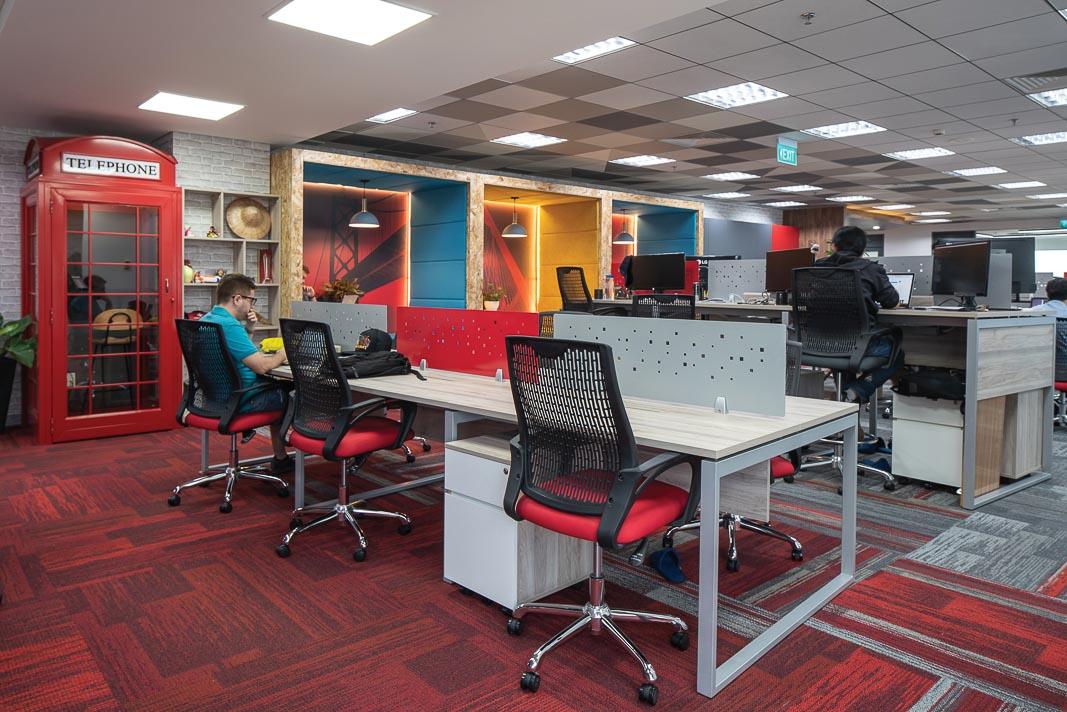 văn phòng Wizeline 4