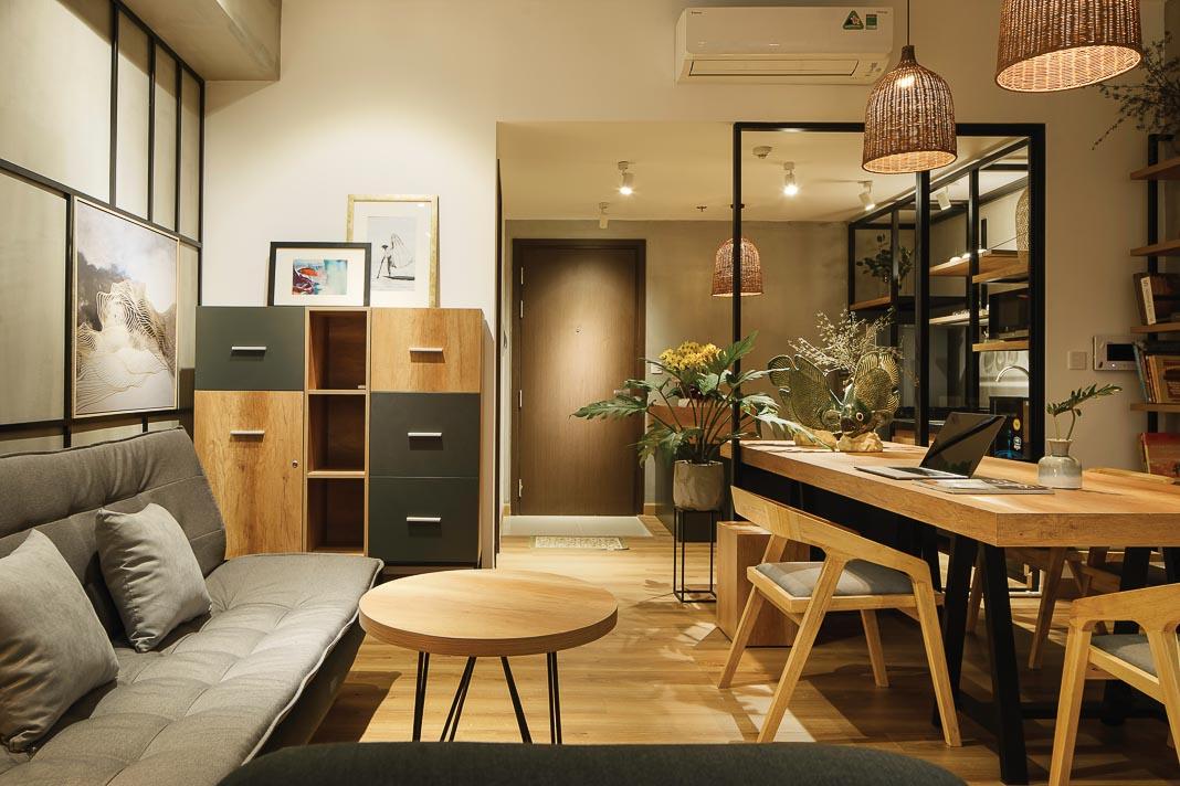 căn hộ officetel 7