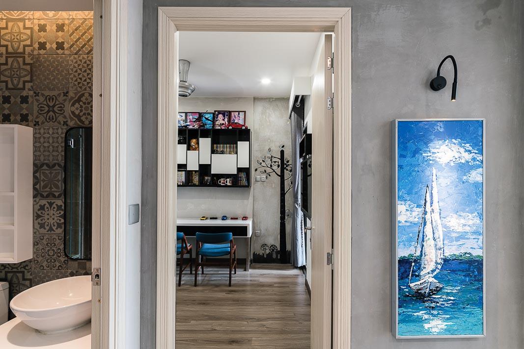 Mở ra không gian và tiện ích cho căn hộ nhỏ 6
