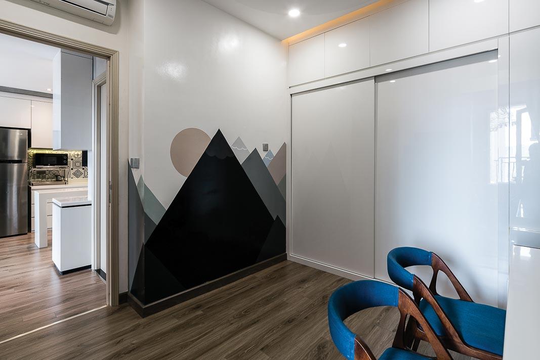 Mở ra không gian và tiện ích cho căn hộ nhỏ 7