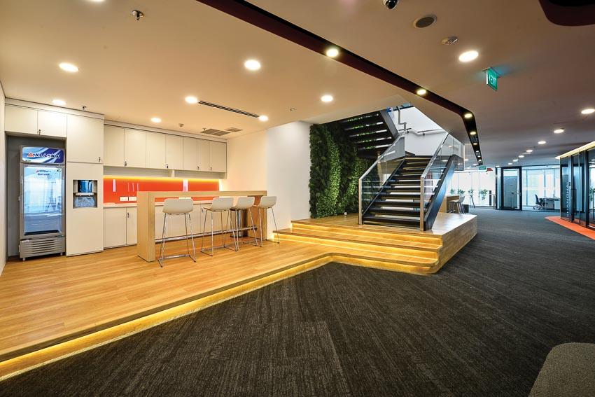 văn phòng Shopee 6