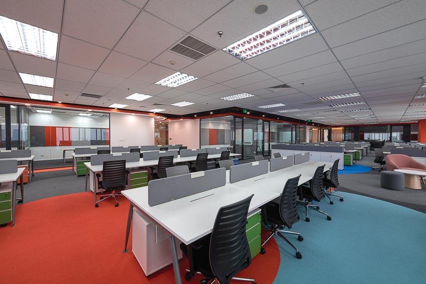 văn phòng Shopee 2