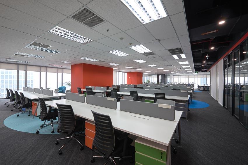 văn phòng Shopee 3