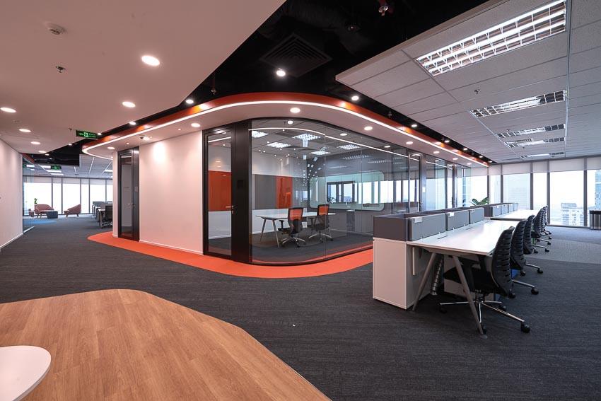 văn phòng Shopee 4