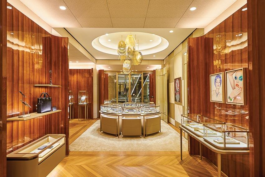 Cửa hàng Cartier tại Singapore 5