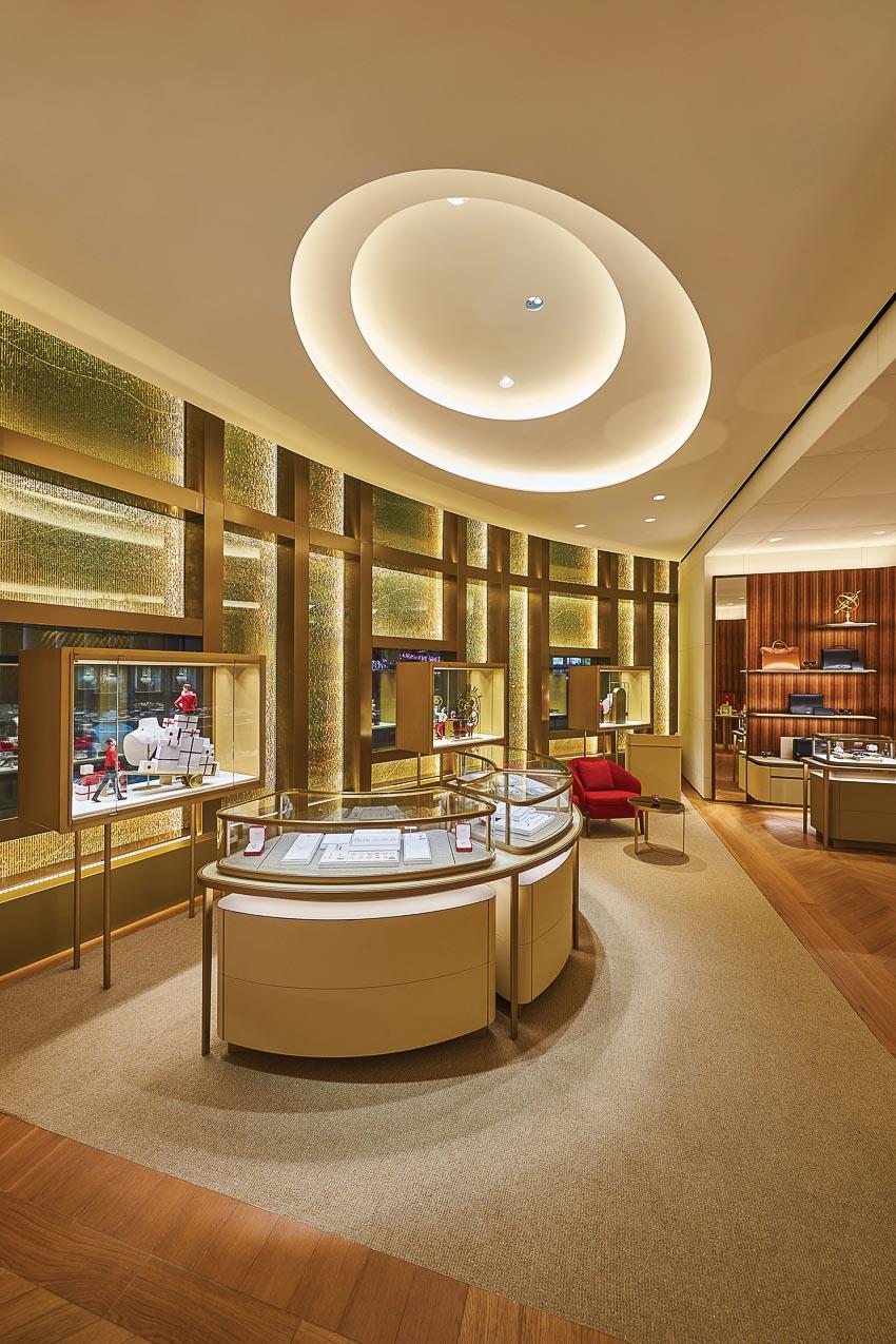 Cửa hàng Cartier tại Singapore 8