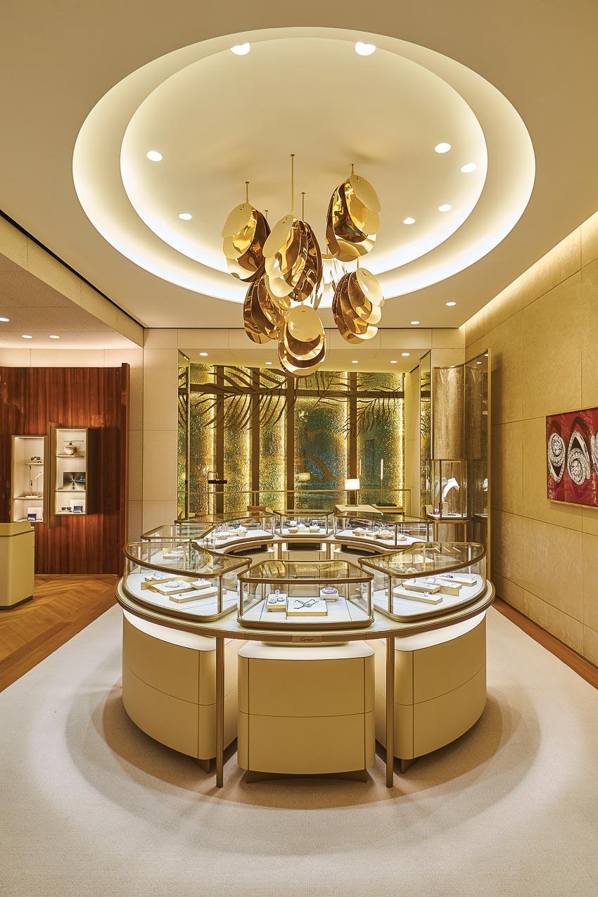 Cửa hàng Cartier tại Singapore 9