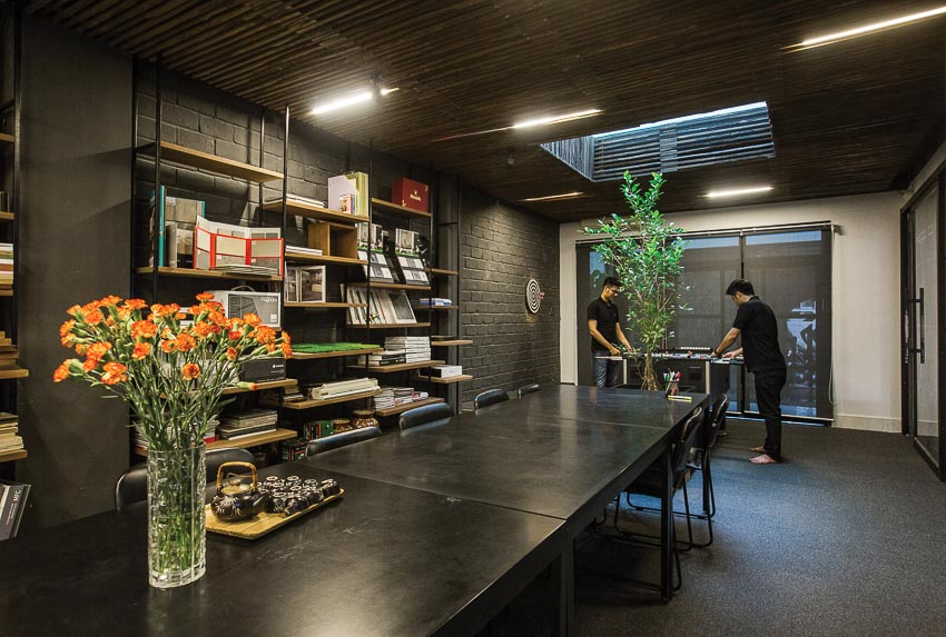 Văn phòng thiết kế kiến trúc A+ 1