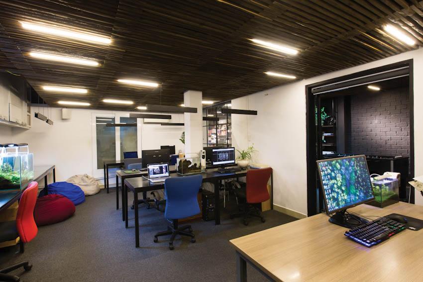 Văn phòng thiết kế kiến trúc A+ 10