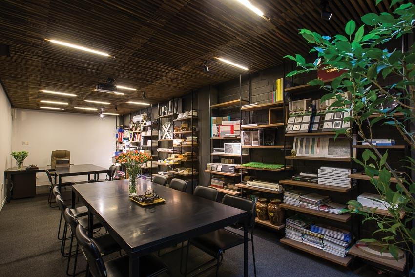 Văn phòng thiết kế kiến trúc A+ 2