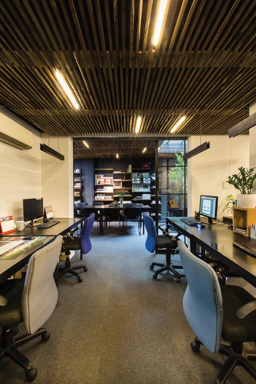 Văn phòng thiết kế kiến trúc A+ 4