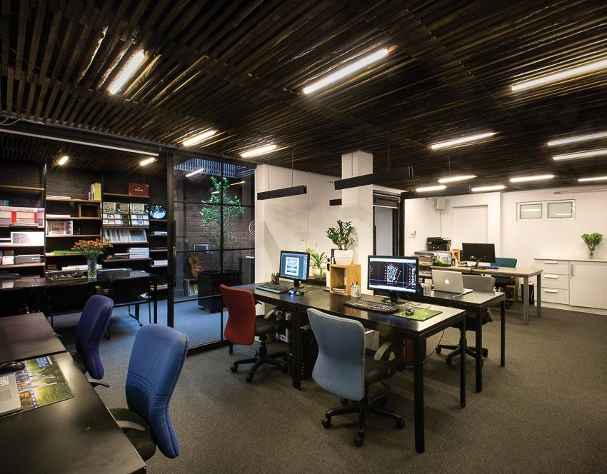 Văn phòng thiết kế kiến trúc A+ 5