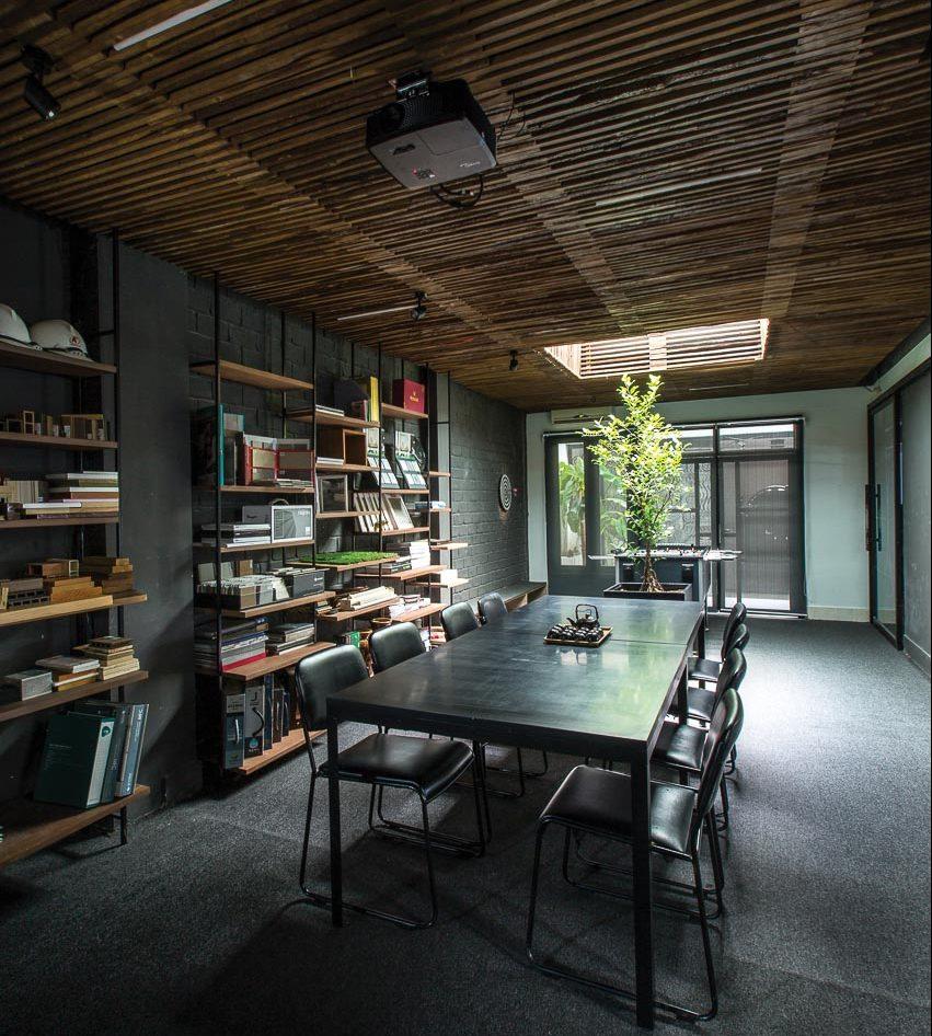 Văn phòng thiết kế kiến trúc A+ 6