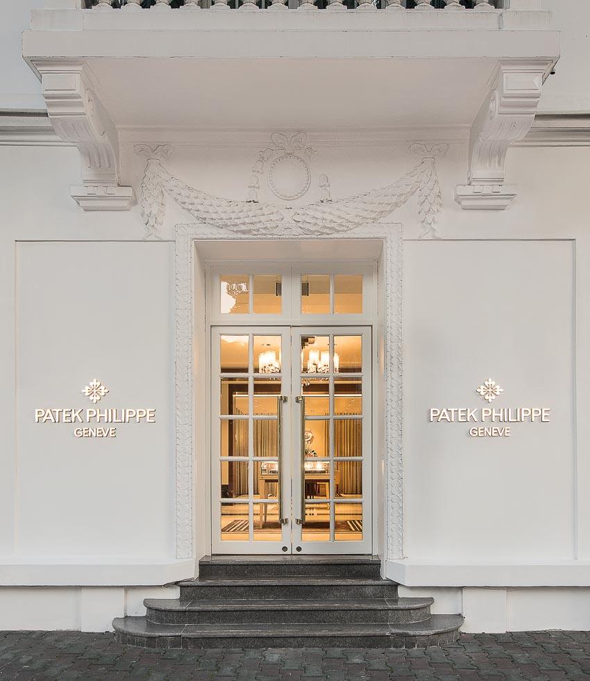 cửa hàng Patek Philippe 11