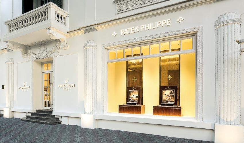 cửa hàng Patek Philippe 13