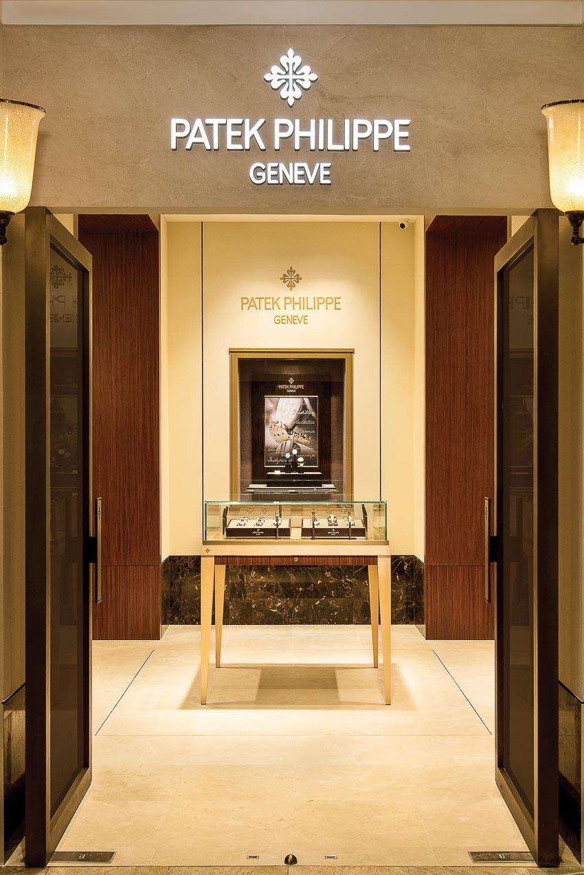 cửa hàng Patek Philippe 8