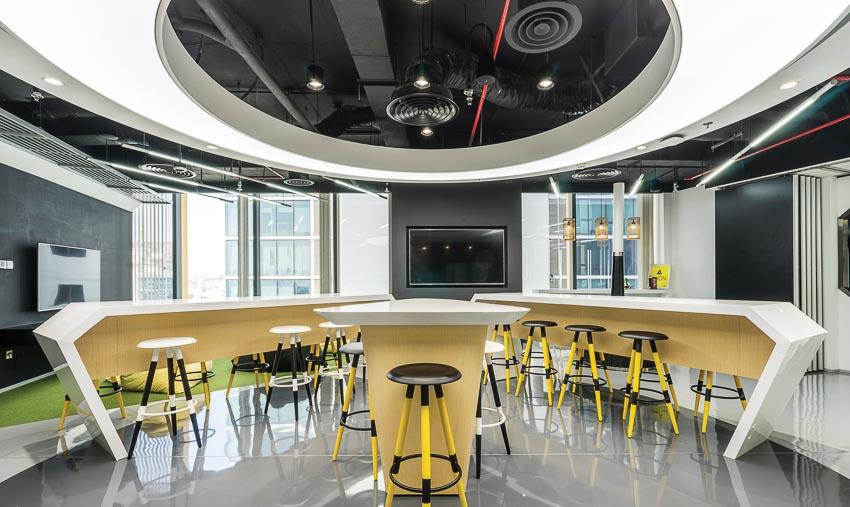 văn phòng AXON 1
