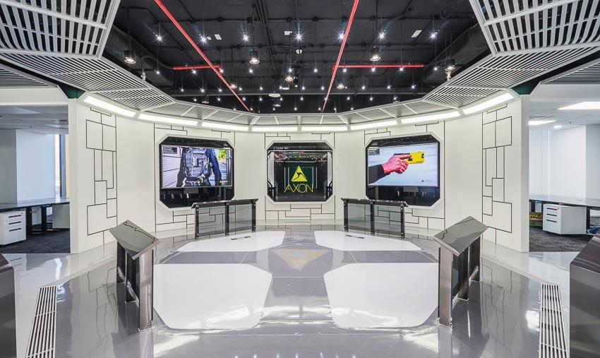 văn phòng AXON 11