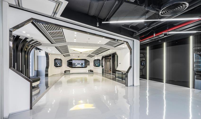 văn phòng AXON 2