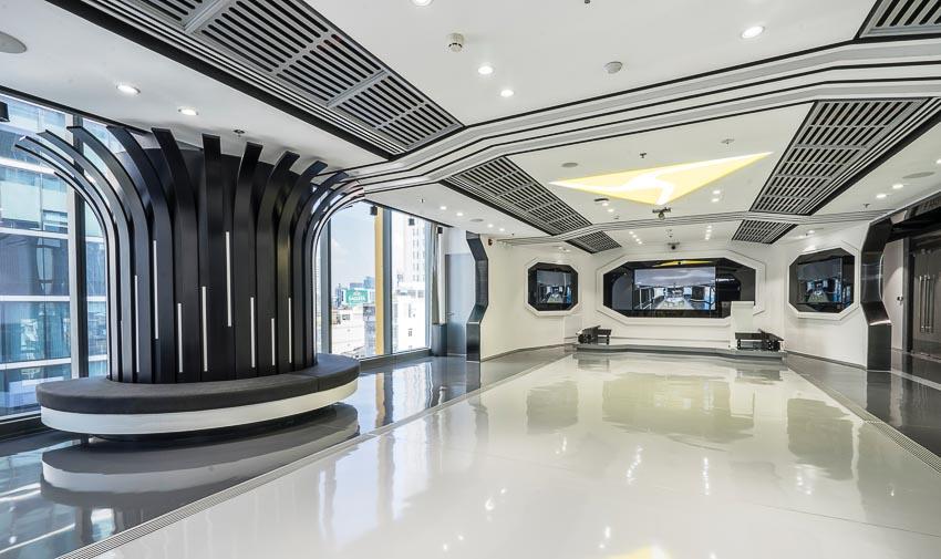 văn phòng AXON 3