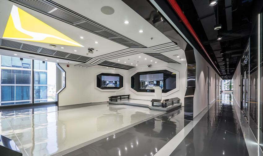 văn phòng AXON 5