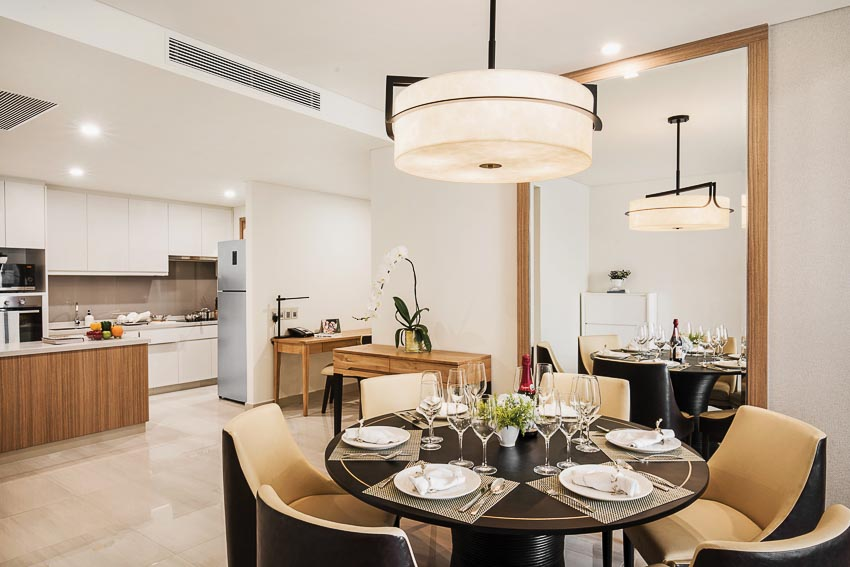 Oakwood Residence Saigon 3