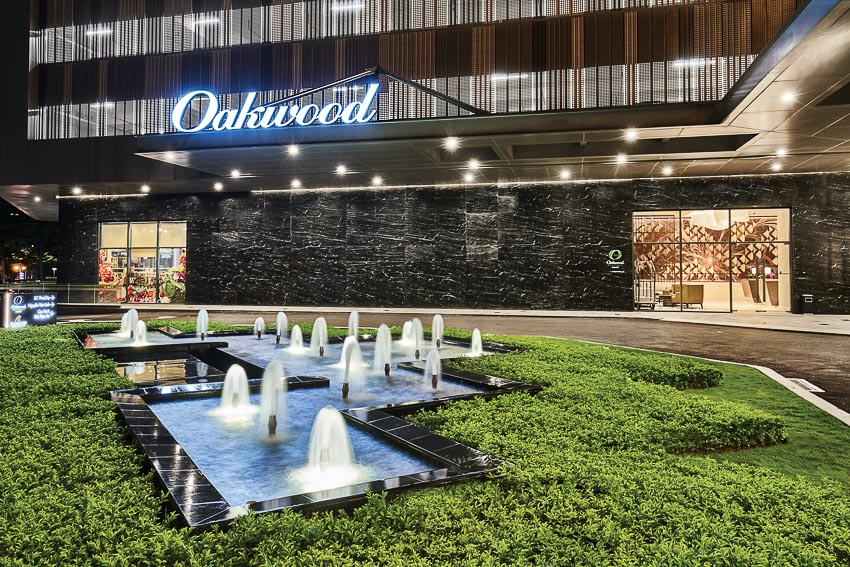 Oakwood Residence Saigon 7