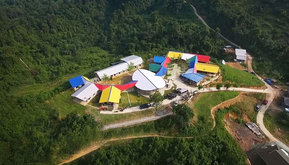 Trường tiểu học Lũng Luông (Thái Nguyên)