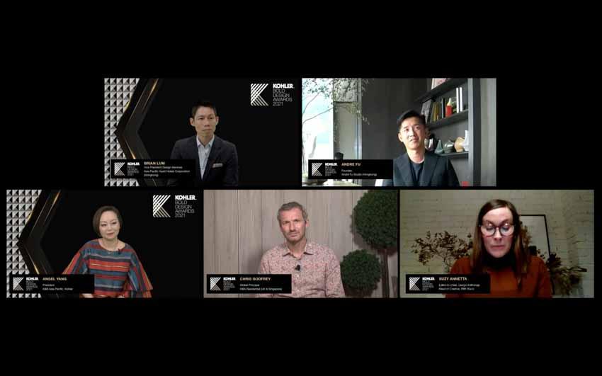 Giải thưởng thiết kế KOHLER Bold Design Awards khu vực Châu Á Thái Bình Dương 2021 - 2
